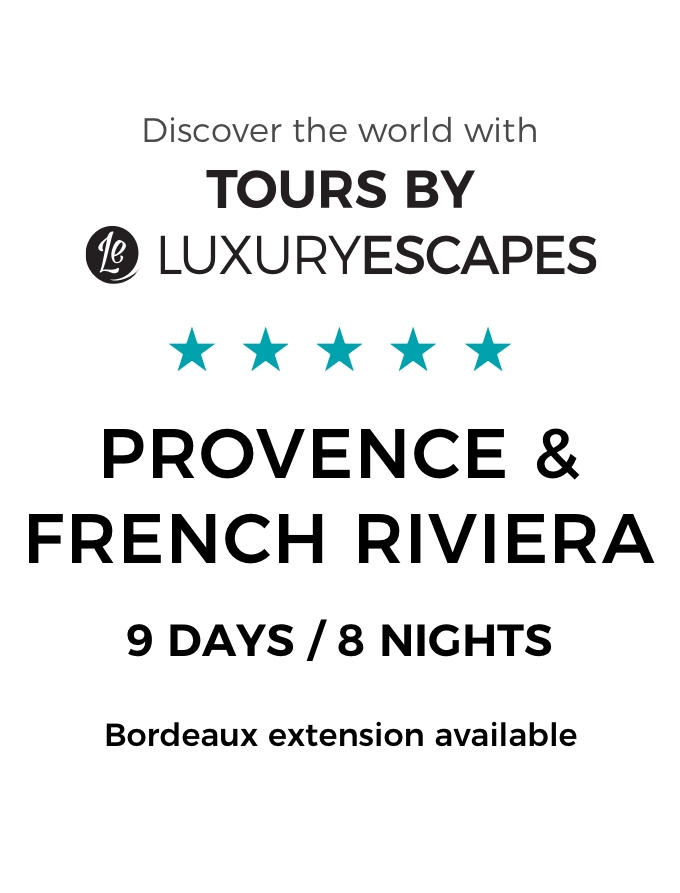 Provence & the French Riviera: A Luxury Small-Group Tour with Cooking Class and Wine Tastings