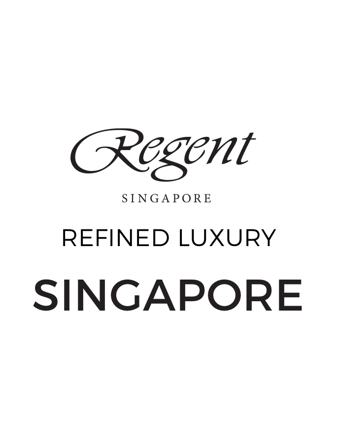 Refined Singapore Luxury with Regent Club Lounge Access