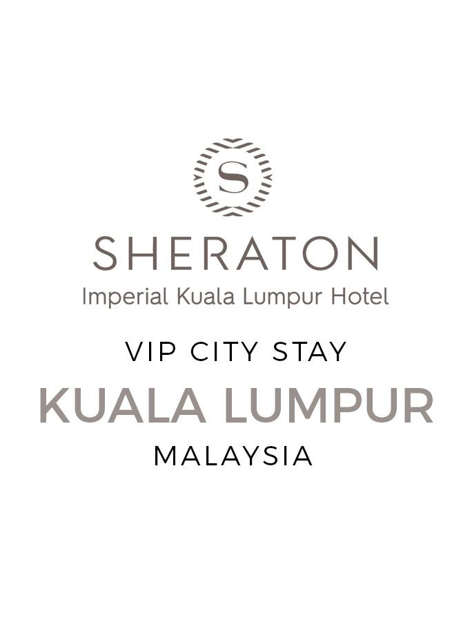 Sky-High Sheraton Kuala Lumpur Escape with VIP Club Access