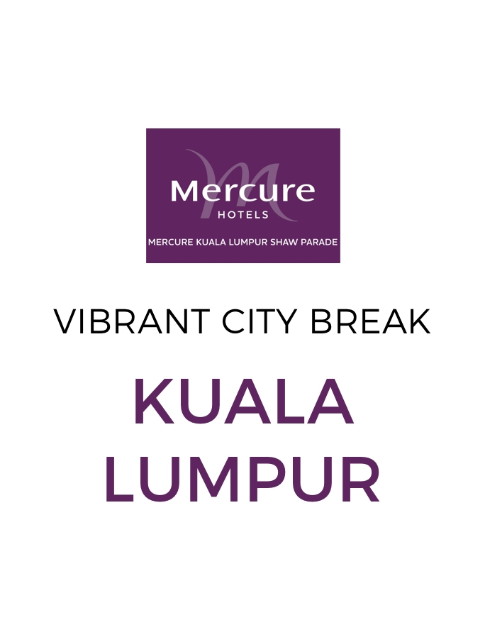 City Break in the Heart of Kuala Lumpur's Premier Shopping District