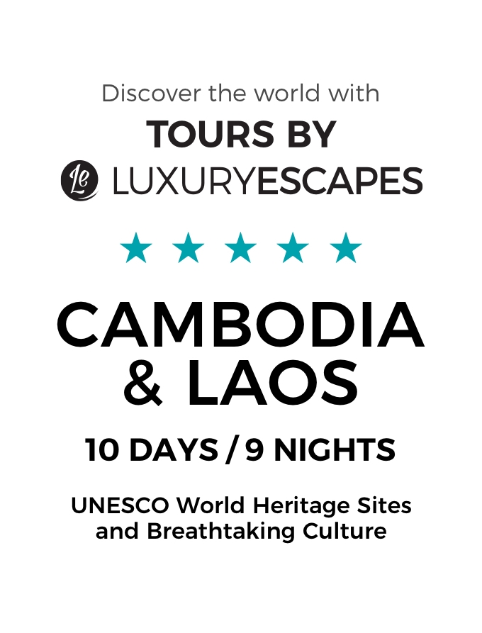 Cambodia and Laos: 10-Day Luxury Small-Group Tour of Ancient UNESCO Sites, Including Angkor Wat and Luang Prabang