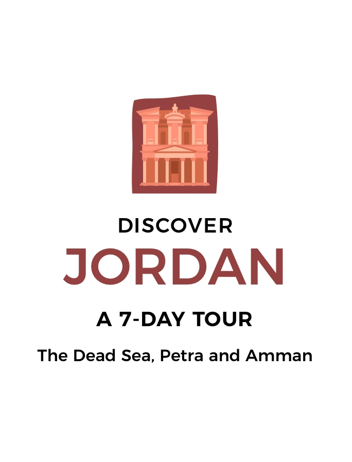 Ancient Jordan Discovery: A Seven-Day Tour of Amman, Petra and the Dead Sea