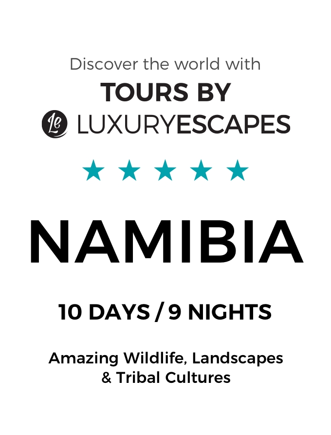 Namibia: 10-Day, Luxury Small-Group Tour Through Spectacular Landscapes, Wildlife and Tribal Cultures