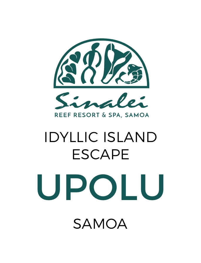 Blissful Samoa Island Escape with Decadent Dining