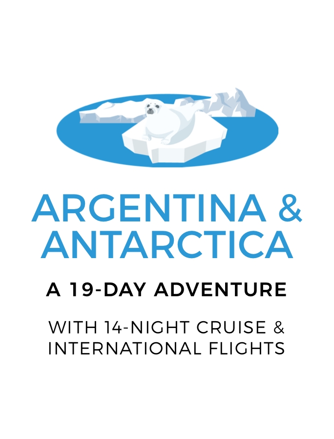 19-Day Adventure: Cruise from Buenos Aires to Antarctica with International Flights Plus Pre & Post-Cruise Stay