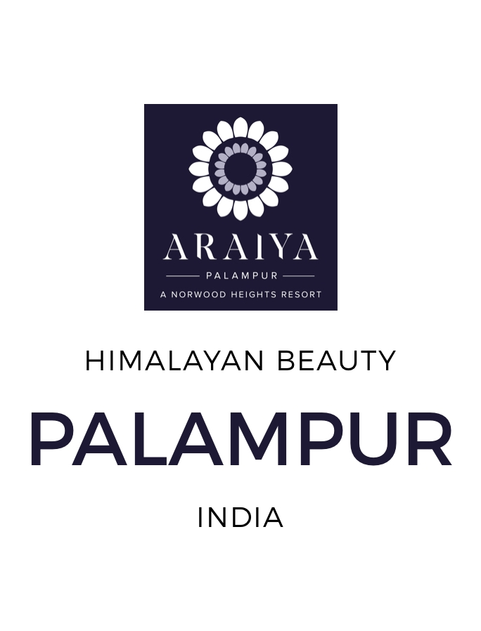 Newly-Opened Palampur Retreat with 180° Himalaya Views and Daily Three-Course Dinner