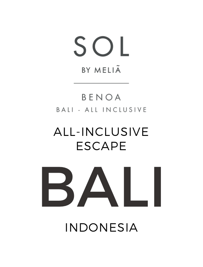 Bali Beachfront Escape with All-Inclusive Dining and Drinks