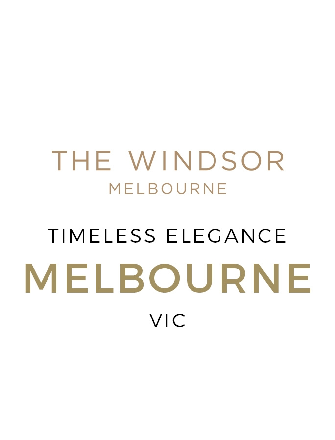 Timeless Elegance at Melbourne's Most Famous Heritage Hotel