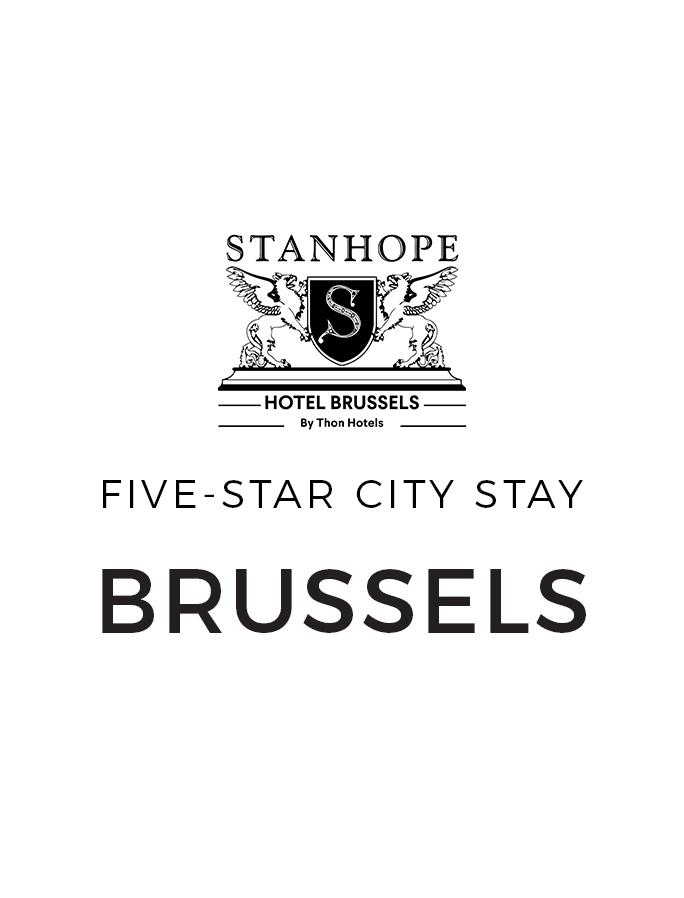 Lavish Stay in One of Belgium's Top Luxury Hotels