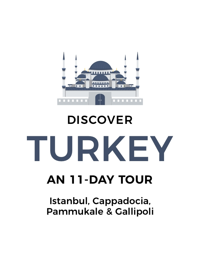 Classic Turkey: An 11-Day Tour of Historic Sights, Insider Experiences and Stunning Aegean Coast Views