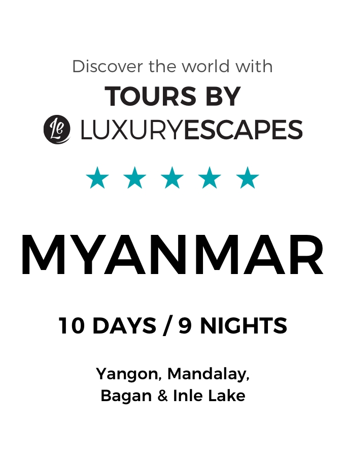 Mystical Myanmar - A Luxury Small-Group Tour and Cruise