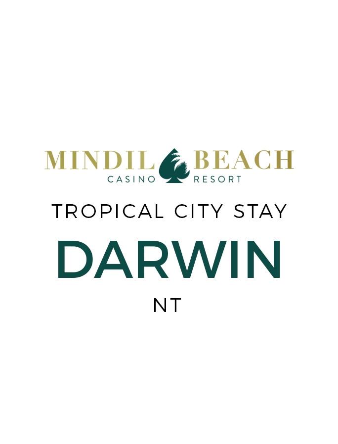 Tropical City Break in Darwin's Premier Resort