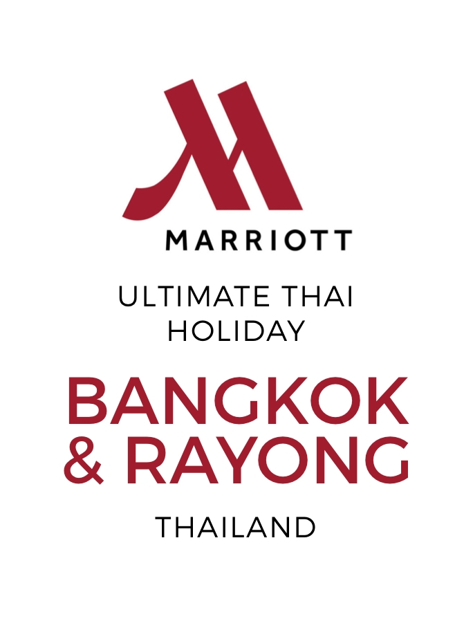 City Lights to Seaside Bliss: From Bangkok to Rayong in Marriott Luxury