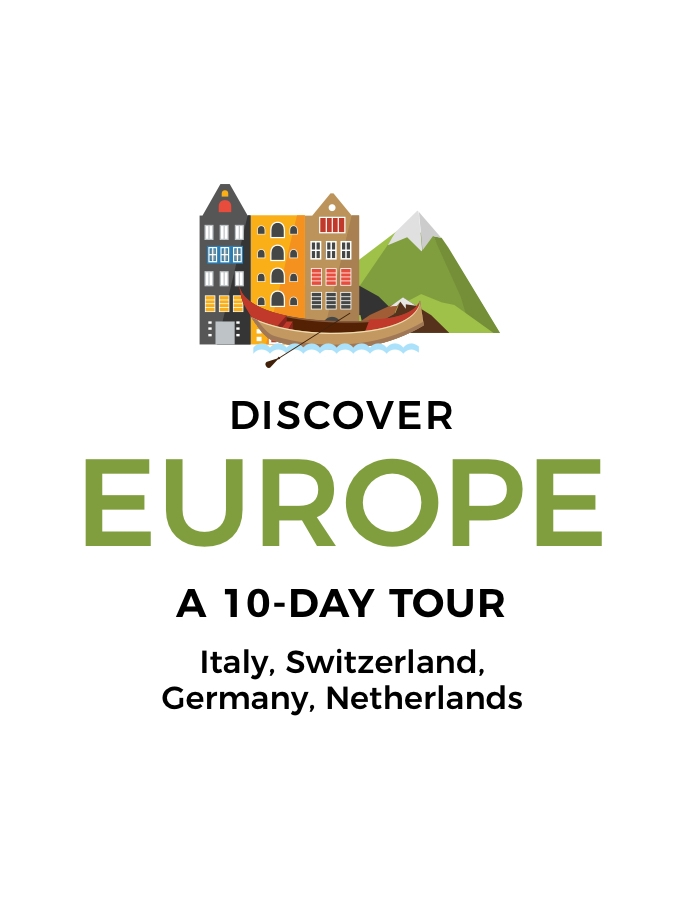 Incredible Europe: Explore Five Countries on an Exciting Ten-Day Tour