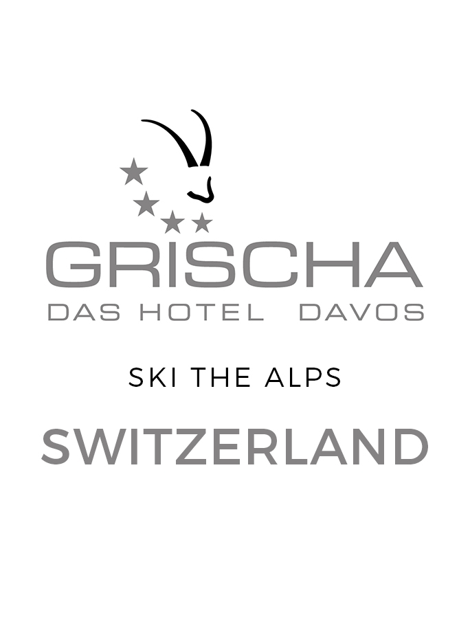 Alpine Ski Escape in Switzerland