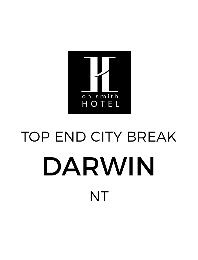 Top End City Break with Gourmet Inclusions and Bottle of Wine