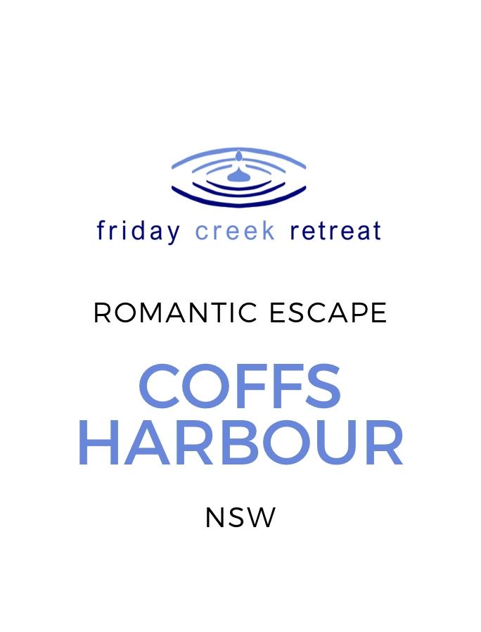 Romantic Cottage Retreat Near Coffs Harbour