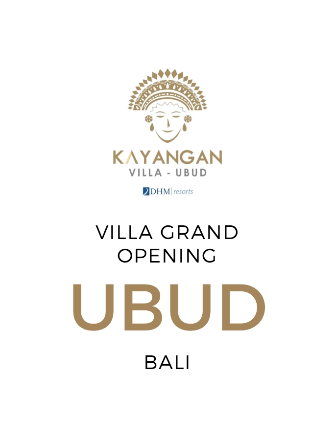 Grand Opening: Private Villa Getaway in Ubud