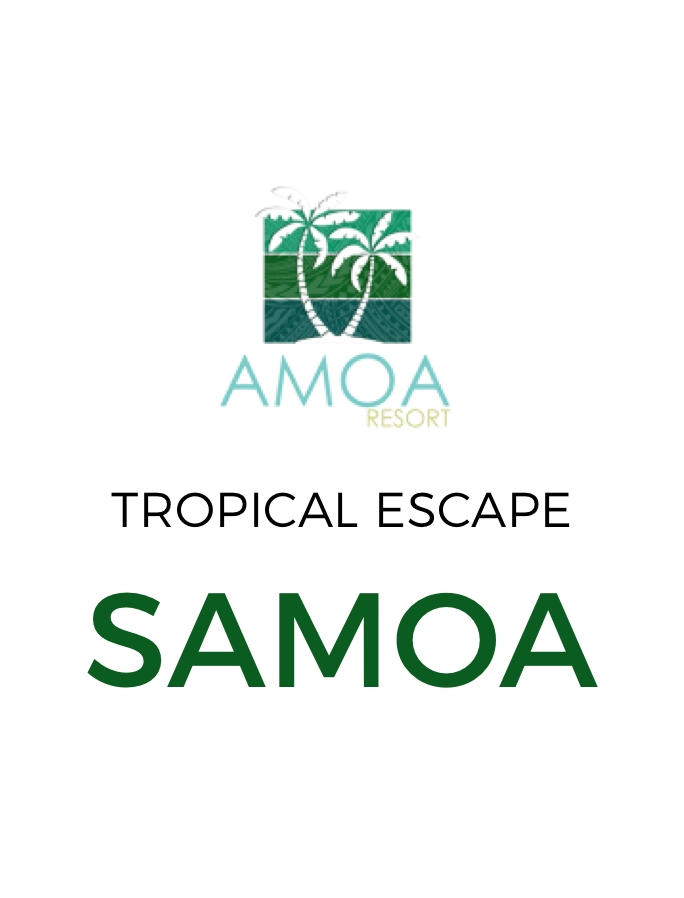 Experience Untouched Tropical Samoa with Daily Breakfast & Nightly Cocktails