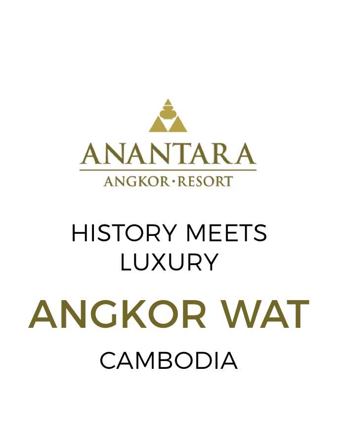 Discover Cambodia's Angkor Wat in Boutique Anantara Luxury with Full-Day Tour