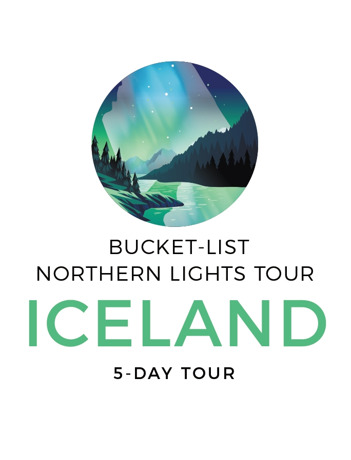 Bucket-List 5-Day Iceland Tour Searching for the Northern Lights