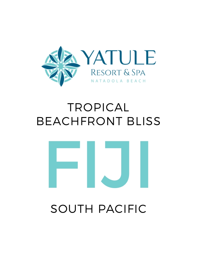 Fijian Beachfront Paradise with Daily Breakfast and Indulgent Inclusions