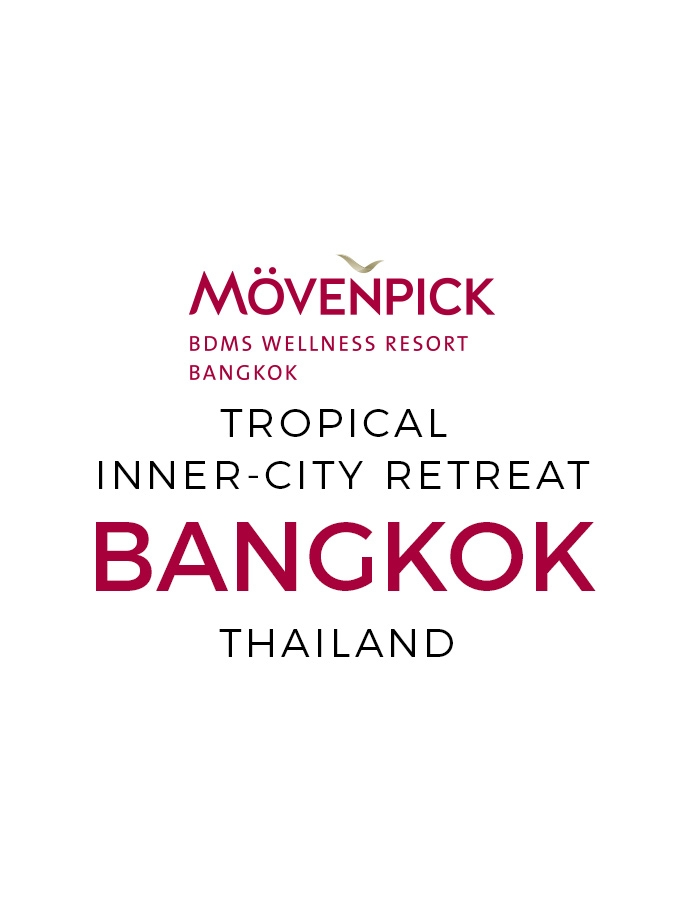 Tropical Wellness Retreat with Club Access in the Heart of Bangkok