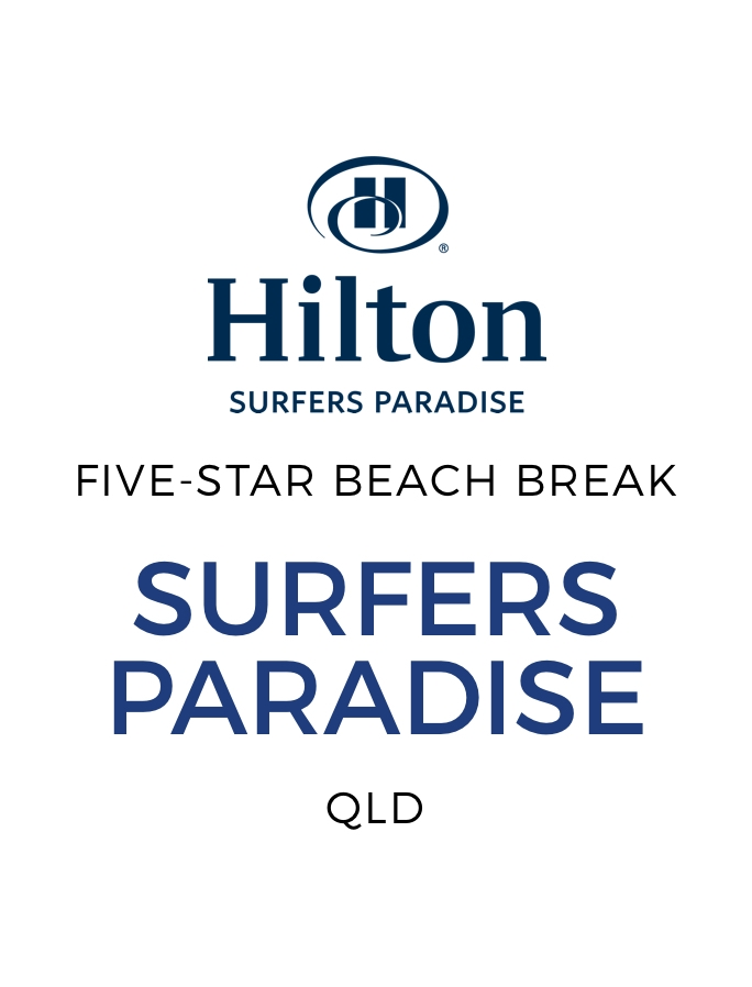 Five-Star Luxury with Ocean Views at the Hilton Surfers Paradise