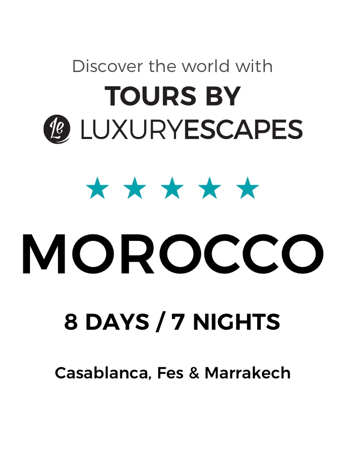 Experience Exotic Morocco with Five-Star Sofitel Luxury & Insider Experiences