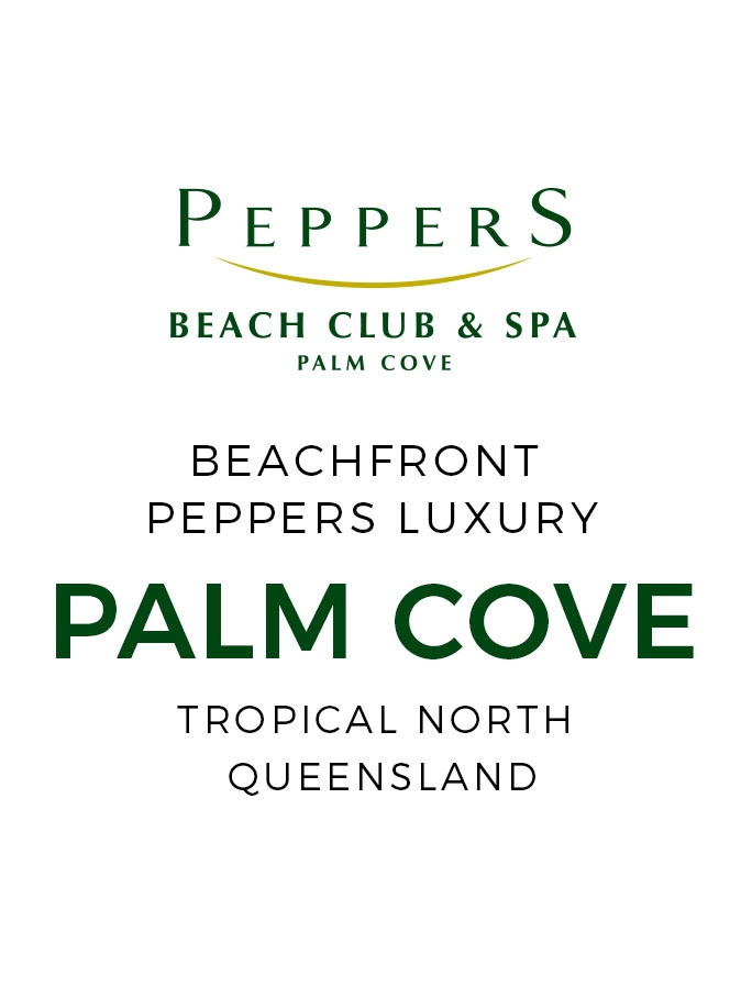 Iconic Peppers Beachfront Escape with Gourmet Dining