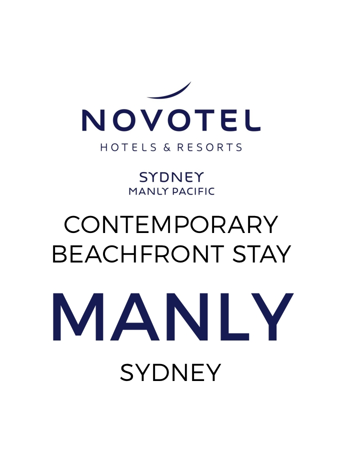 Sydney Seaside Escape on Manly Beach with Daily Breakfast