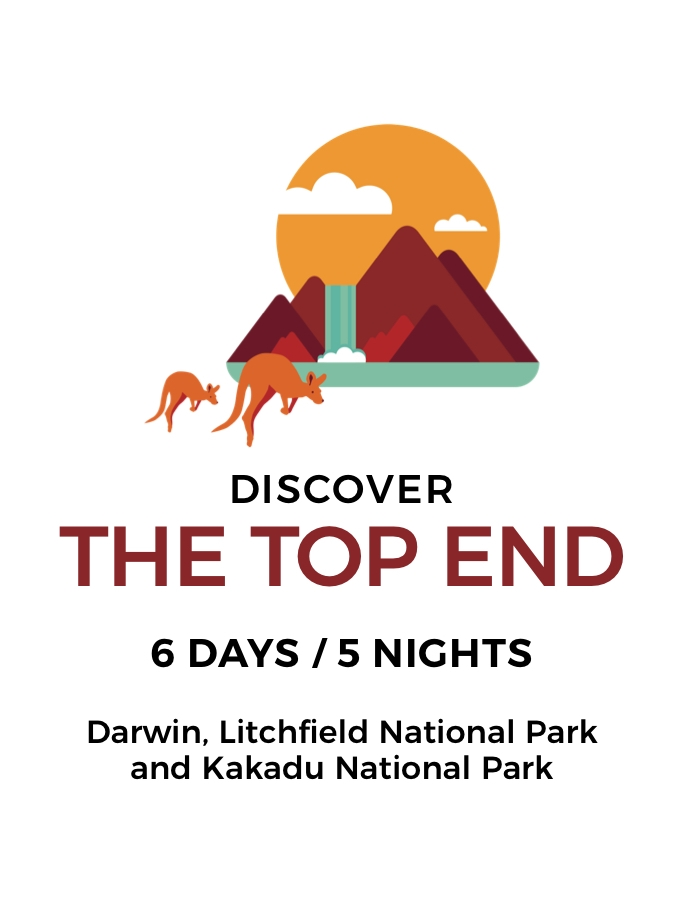 Australia's Top End: Six-Day Tour of Darwin, Litchfield National Park and UNESCO World Heritage-Listed Kakadu National Park
