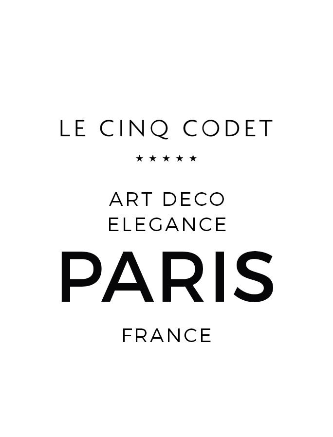 Five-Star Paris Art Deco Stay Near the Eiffel Tower