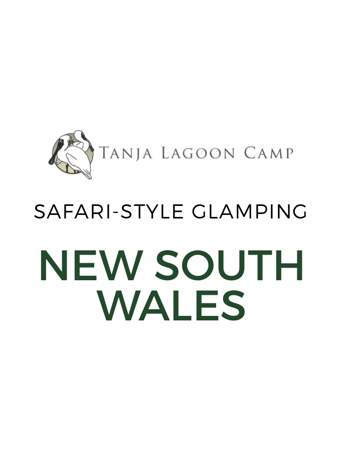 Safari-Style Glamping Overlooking the Coastal Tanja Lagoon