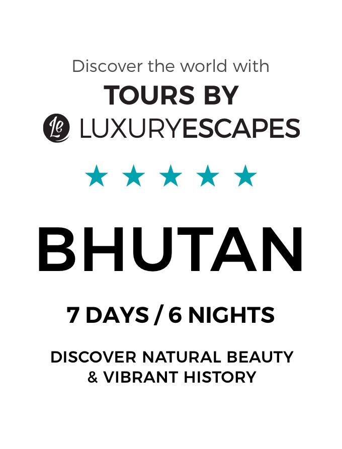 Majestic Bhutan: A Seven-Day Luxury Small-Group Tour with Nepal Extension