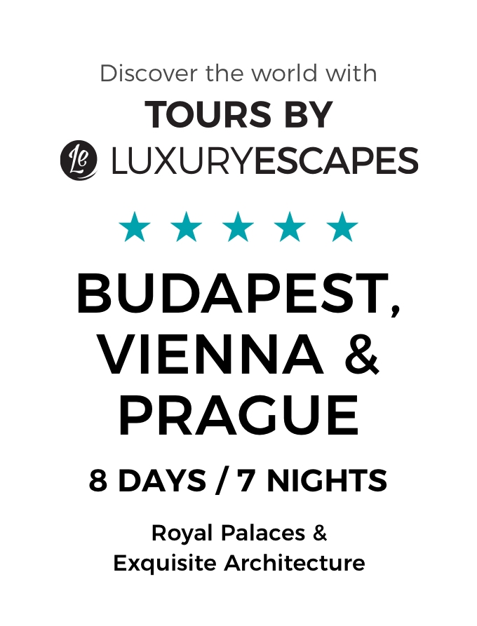 Budapest, Vienna and Prague: An Eight-Day Luxury Small-Group Tour of Grand Architecture and Fascinating History