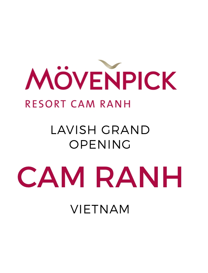 Grand Opening: Mövenpick Beachfront Escape with Daily Drinks and Dining