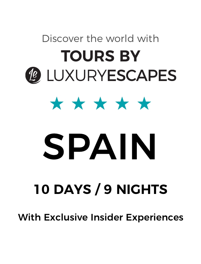 The Unique Beauty of Spain: A Luxury Small-Group Tour of Barcelona, Madrid and the Treasures of Andalucìa