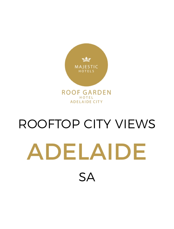 Stylish City Stay with Adelaide Hills Rooftop Views