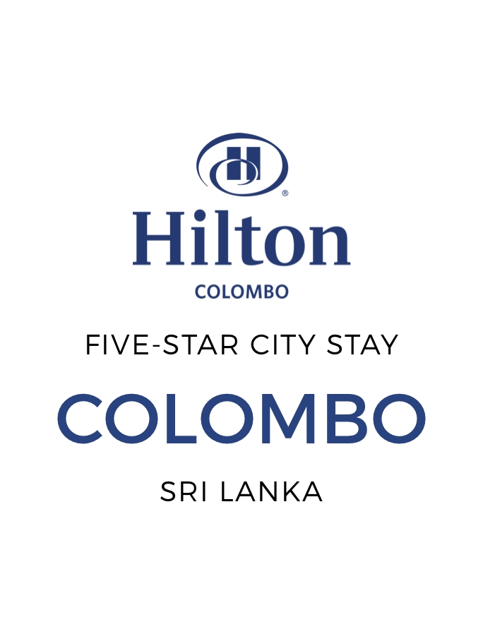 Five-Star Central Colombo Stay with VIP Club Access