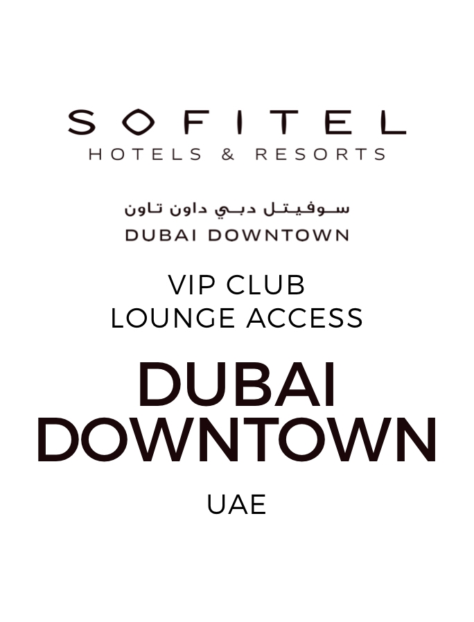 Classic Sofitel Elegance in Downtown Dubai with VIP Club Lounge Access