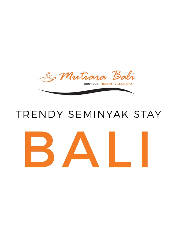 Stay in the Heart of Stylish Seminyak