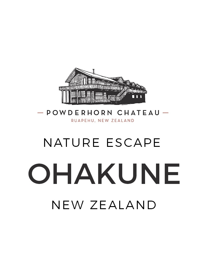 Wilderness Lodge Escape on New Zealand's North Island
