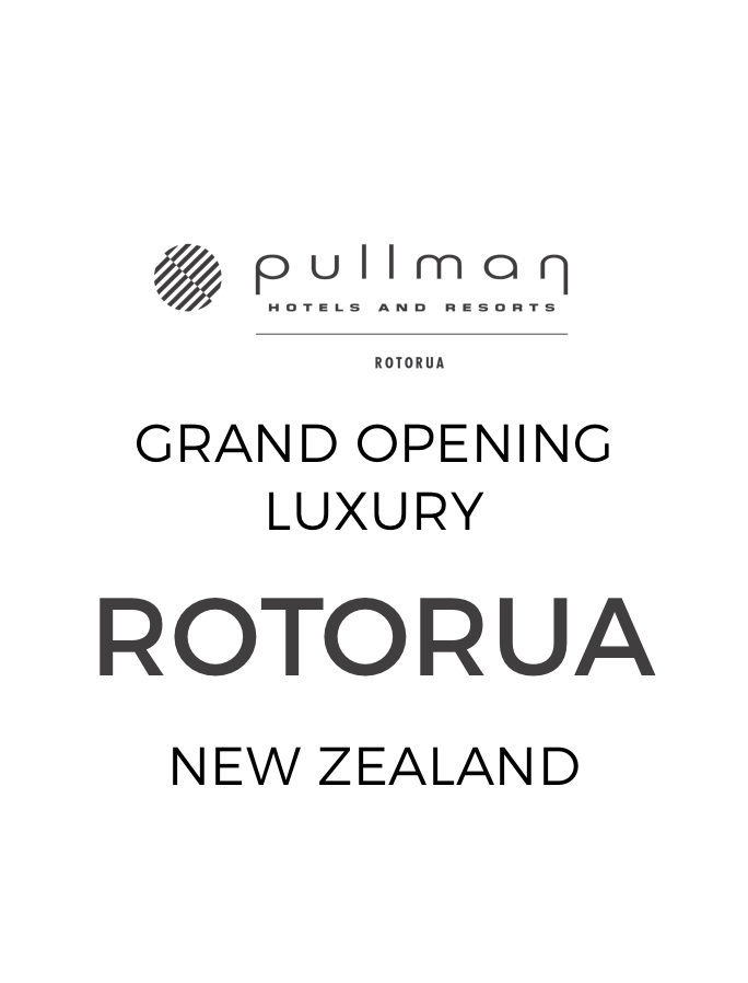 Grand Opening: Discover Rotorua's Newest Five-Star Hotel with Executive Lounge Access