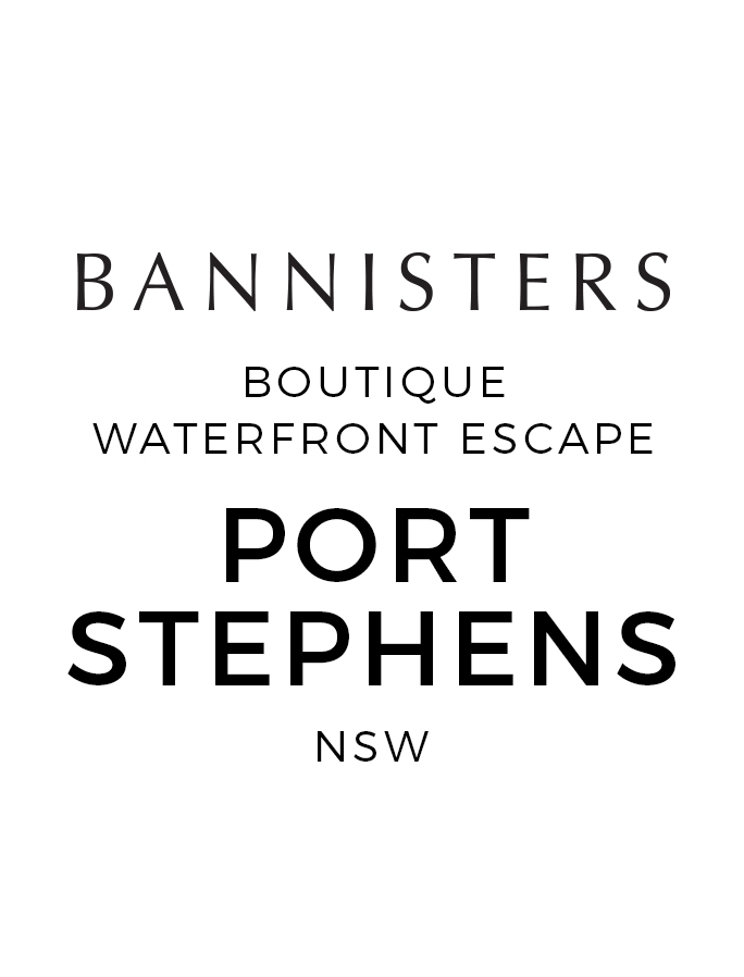 Boutique Waterfront Bannisters Escape with Gourmet Dining