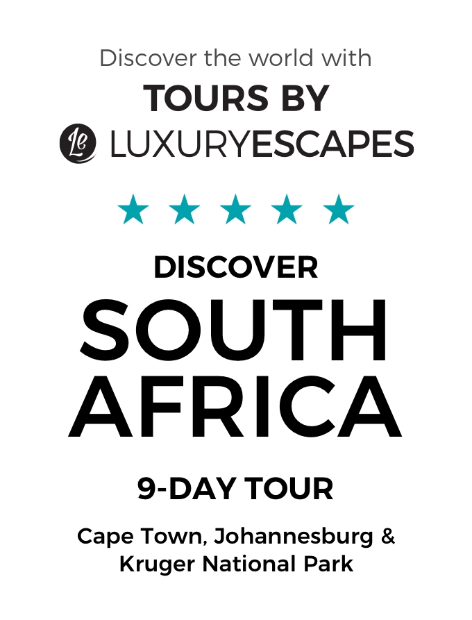 South Africa: 9-Day Luxury Small-Group Tour with Cape Town, Johannesburg & Kruger National Park Game Drives