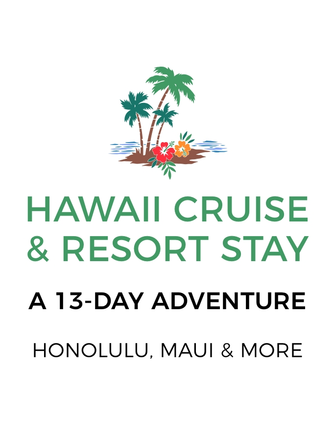 13-Day Hawaii Tour & Resort Stay