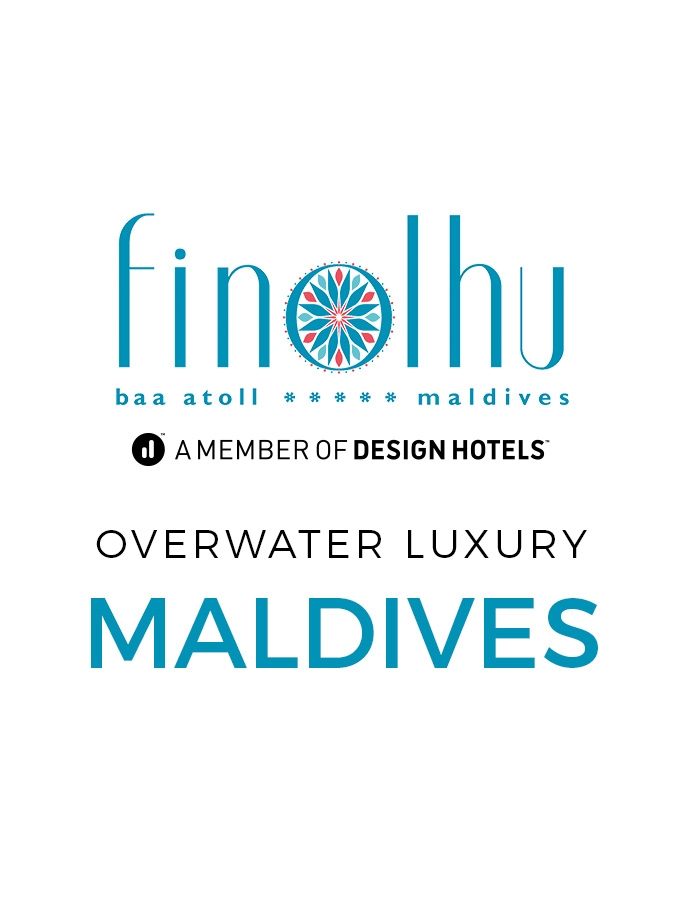 Award-Winning Finolhu All-Inclusive Overwater Luxury with Return Domestic Flights from Malé