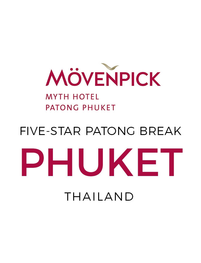 Grand Opening: Five-Star Mövenpick Indulgence in Patong