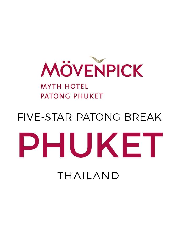 Grand Opening: Five-Star Mövenpick Indulgence in Patong